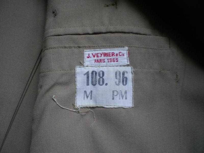 uniforme de general 4 etoiles Imgp1377