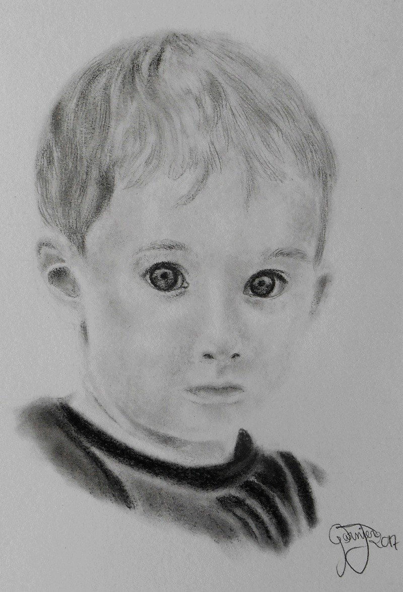Portraits animalier et quelques dessins personnels - Page 2 22211