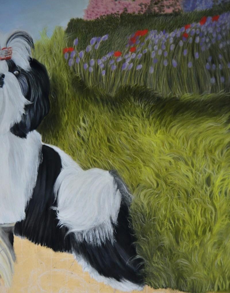 Portraits animalier et quelques dessins personnels - Page 2 3511