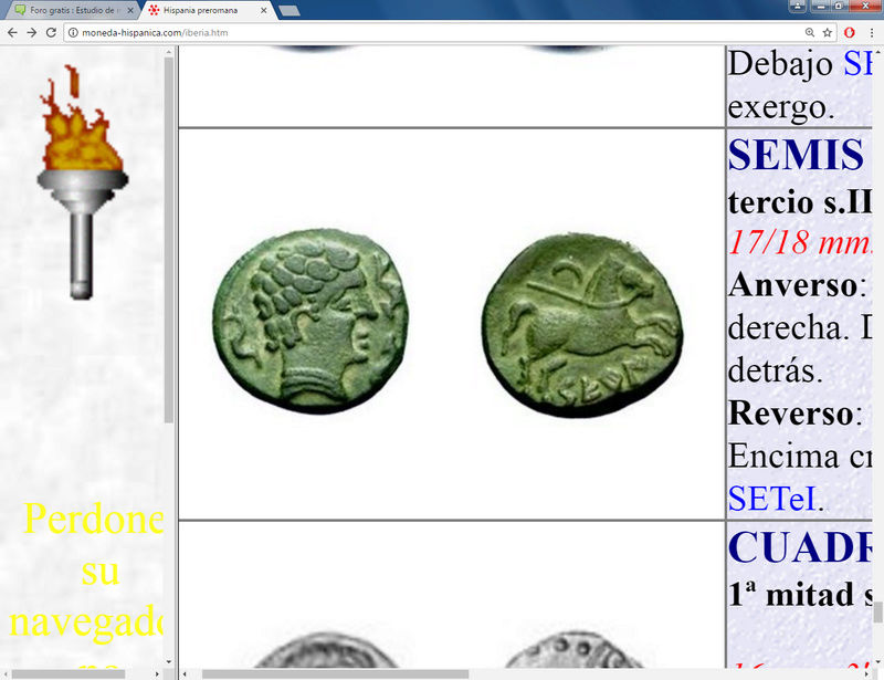 Engendros en Moneda hispánica.com 122