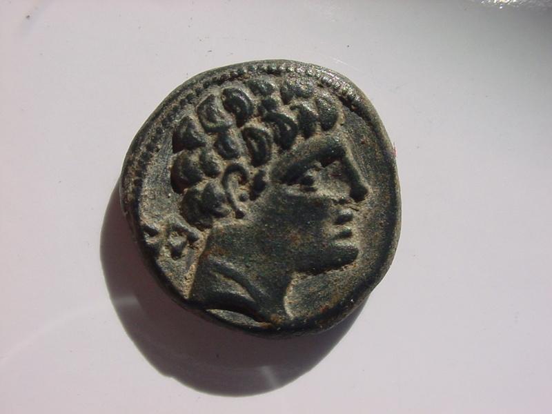 Monedas ibéricas incusas A43