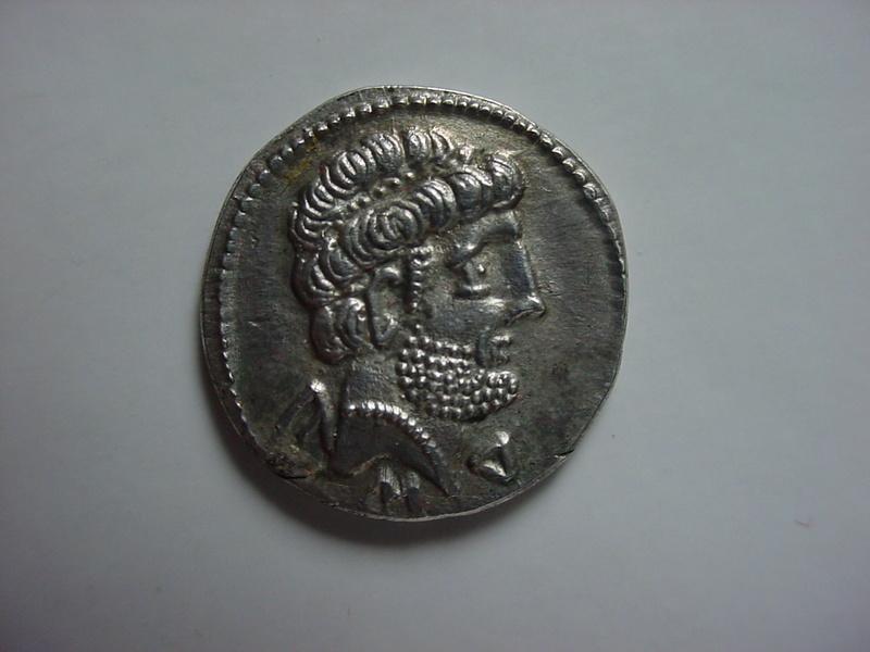 Monedas ibéricas incusas A44