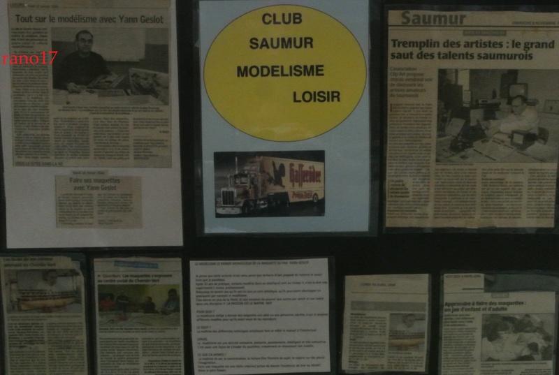Expo- Modelisme17  , club Traction17 Rochefort  5210