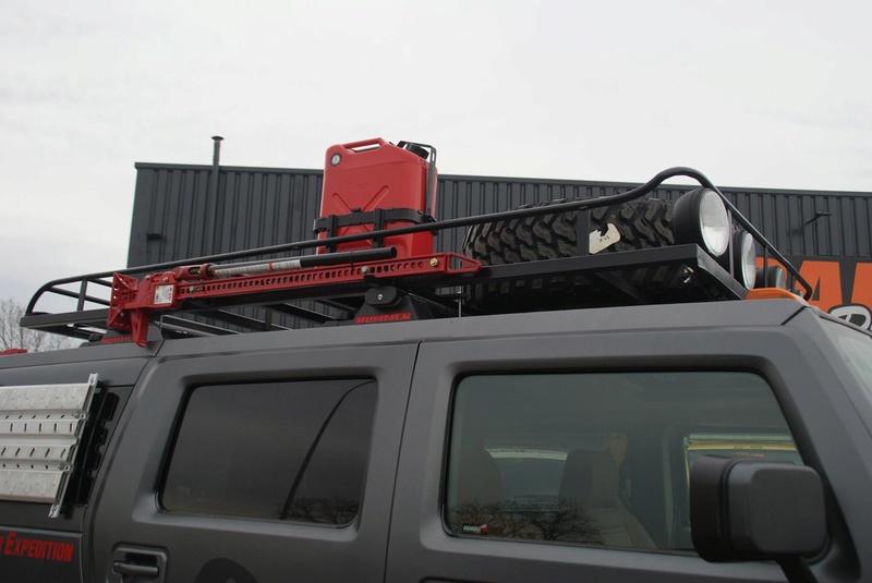 Hummer H2 preparation raid VENDU 16178910