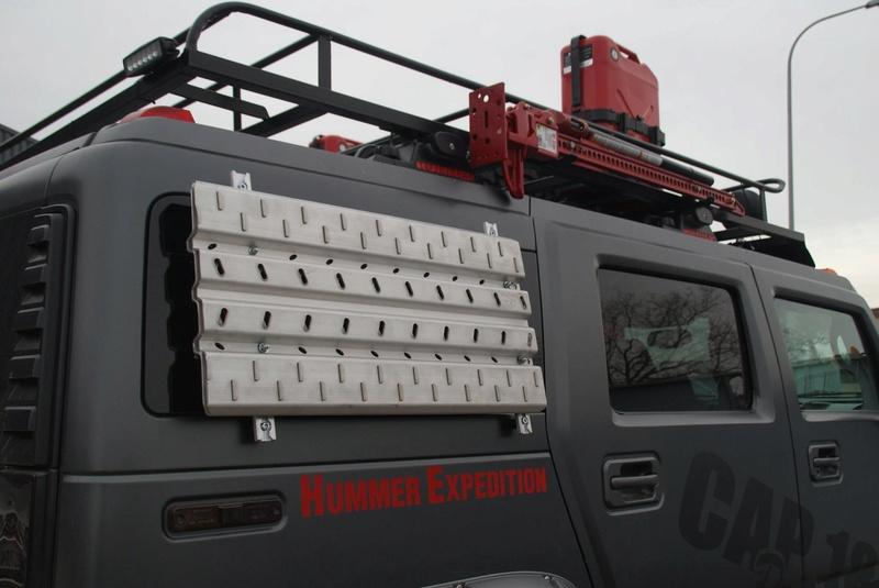 Hummer H2 preparation raid VENDU 16402611