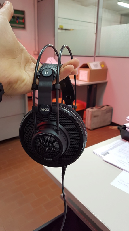 (TO + sped ) vendo cuffia AKG K7xx by massdrop  20170213