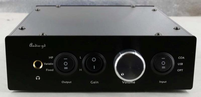 Nuovo ampli cuffia Audio gd NFB-11.28  N1128010