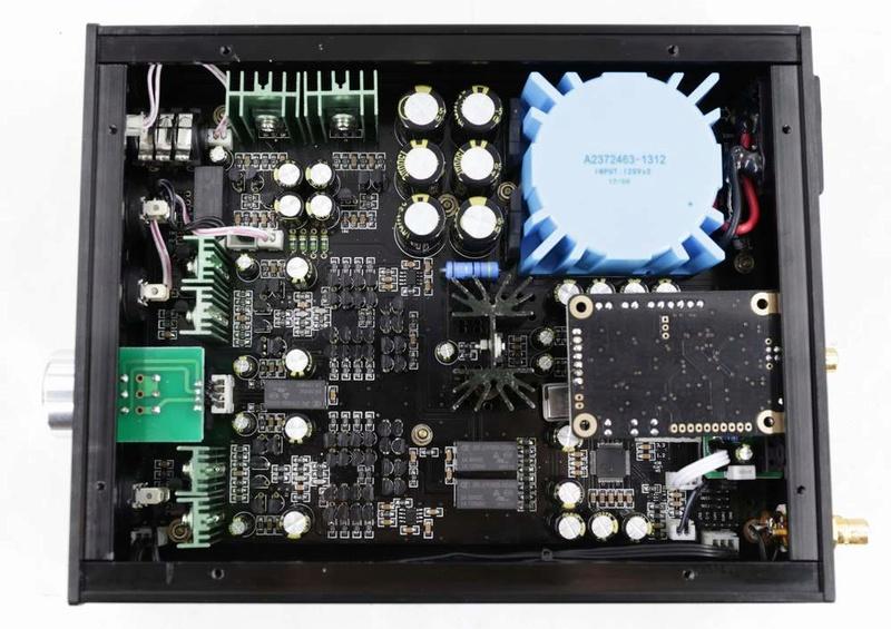 Nuovo ampli cuffia Audio gd NFB-11.28  N1128411