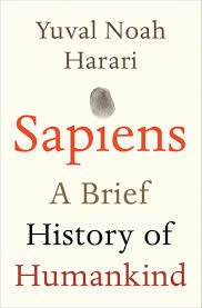 Sapiens: A Brief History of Humankind, Yuval Noah Harari  23692210