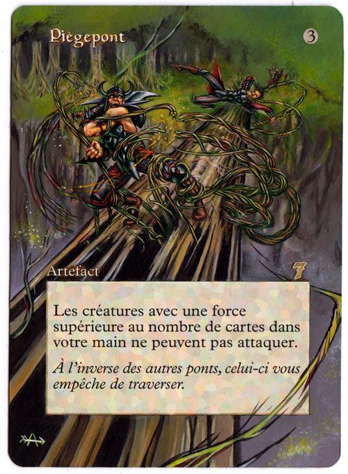 Le Planeswalkers Tournament Commander LYON 15966110