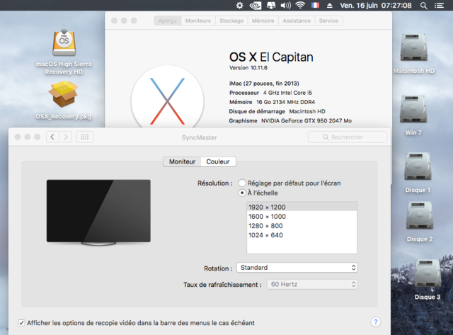 macOS High Sierra Recovery HD Partition (USB Installer) Captu119