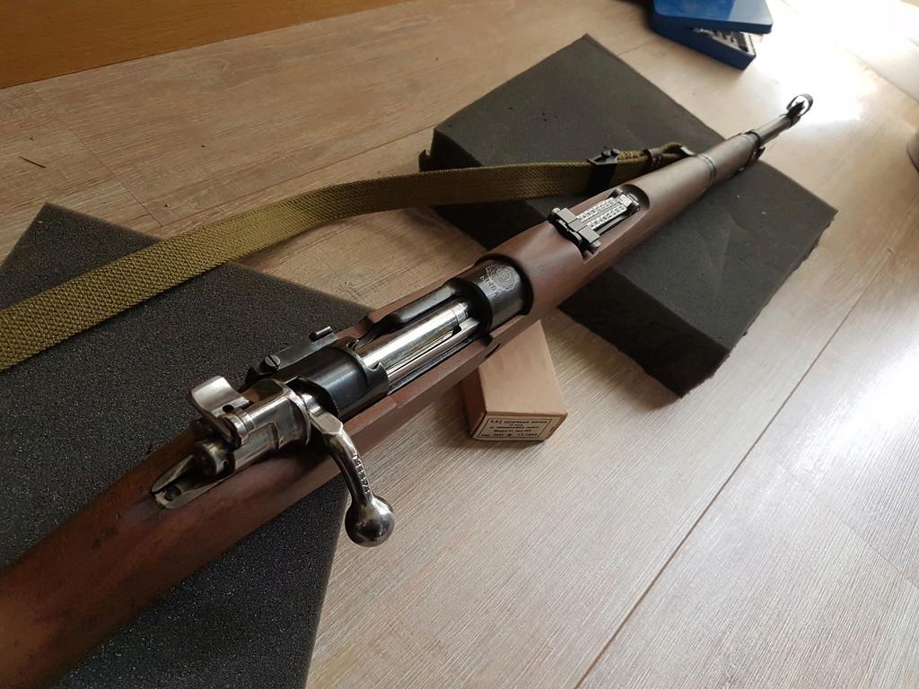 Mauser M48 20161010