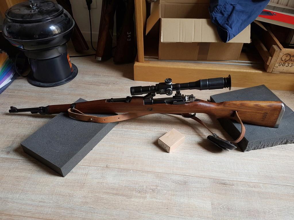 Mauser M48 20161012