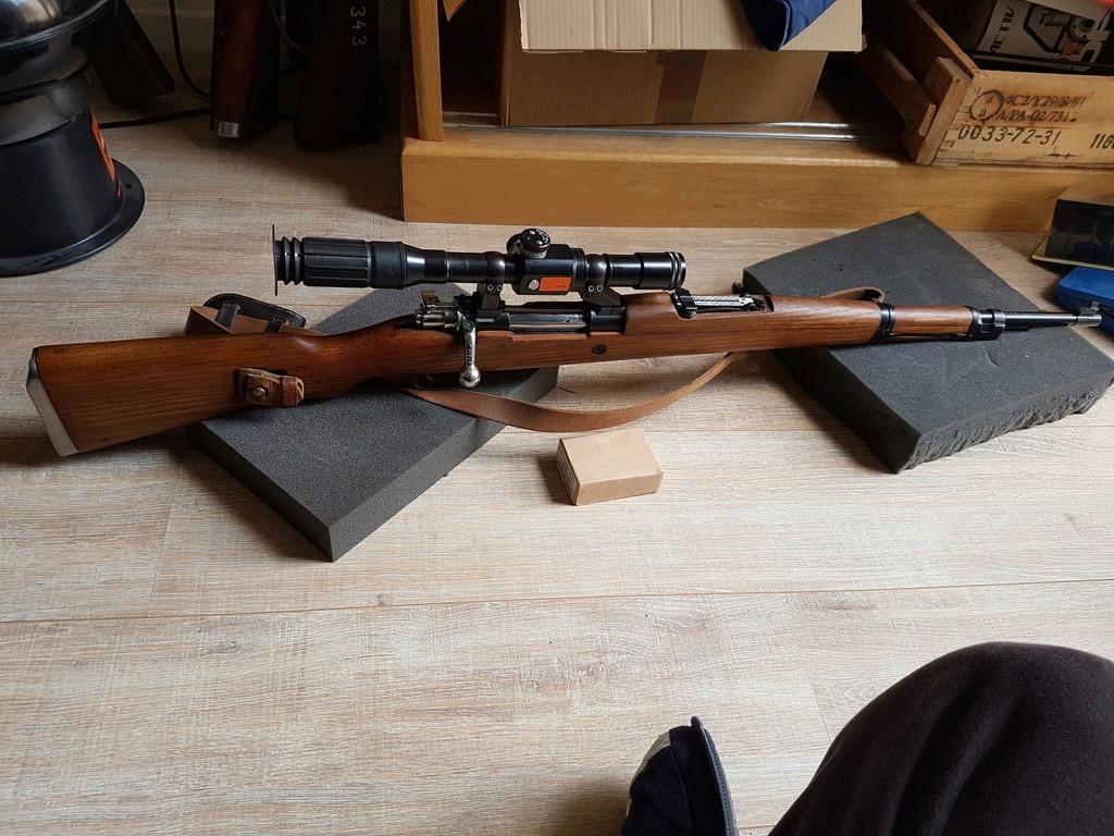Mauser M48 20161013
