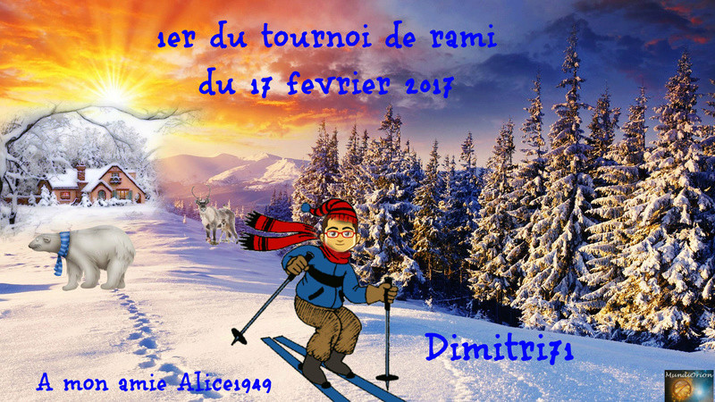 DIMITRI71 PREMIER DU TOURNOI DU 17 FEVRIER Dimitr11