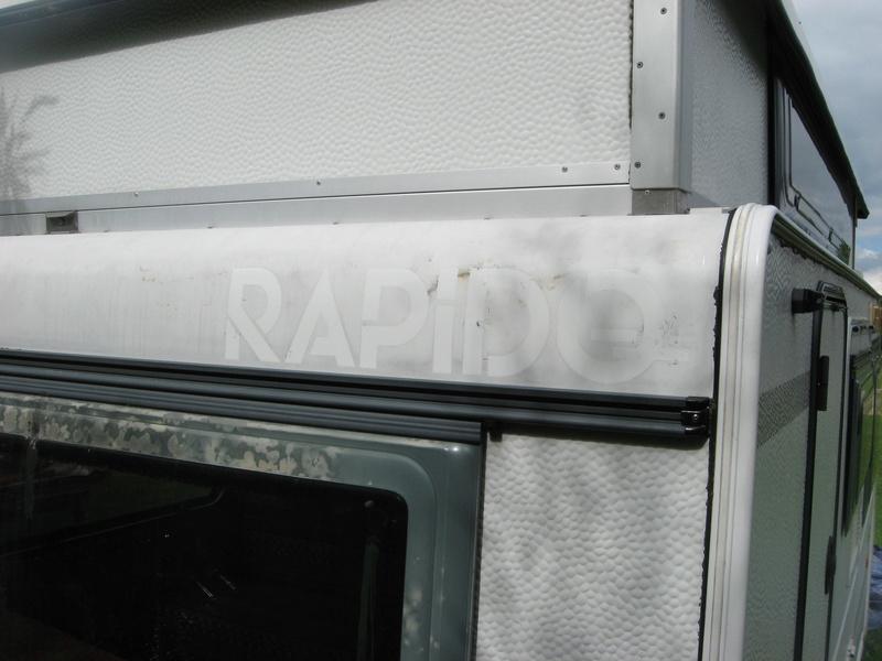 Ma promise.....une Rapido Club 40 CA surbaissée  - Page 3 Img_0049