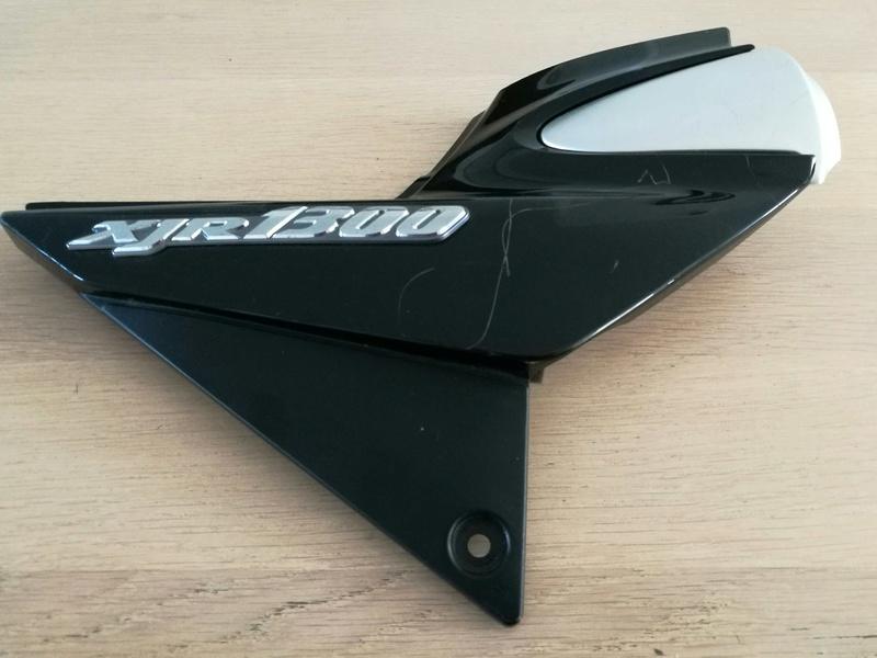 Caches latéraux Yamaha XJR 1300 2002-2007 Img_2043