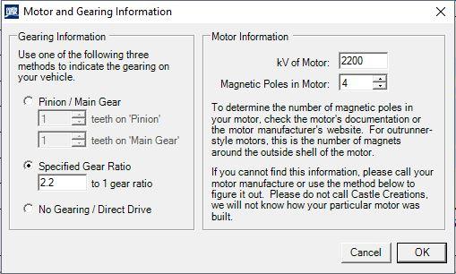 Le Flux HP de Gosraider, Kit différentiel central Alza Racing, Combo Castle Mamba X  - Page 13 Reglag10