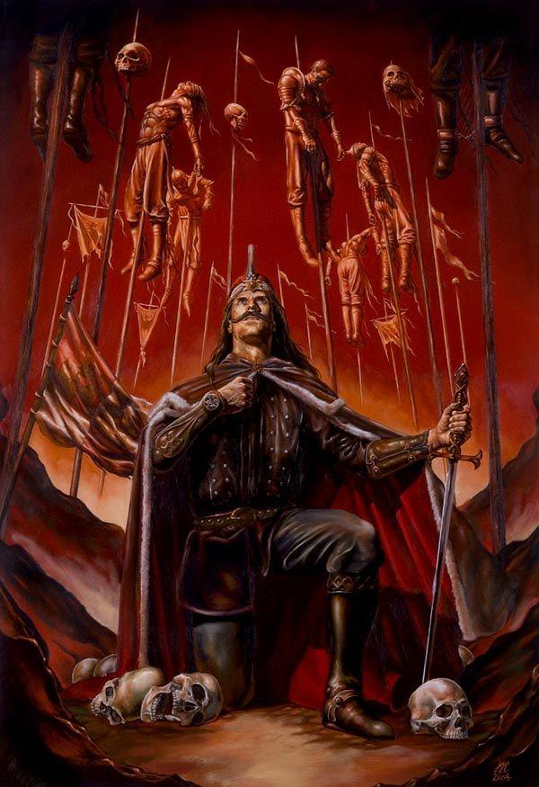 Vlad Dracula III C1188a10
