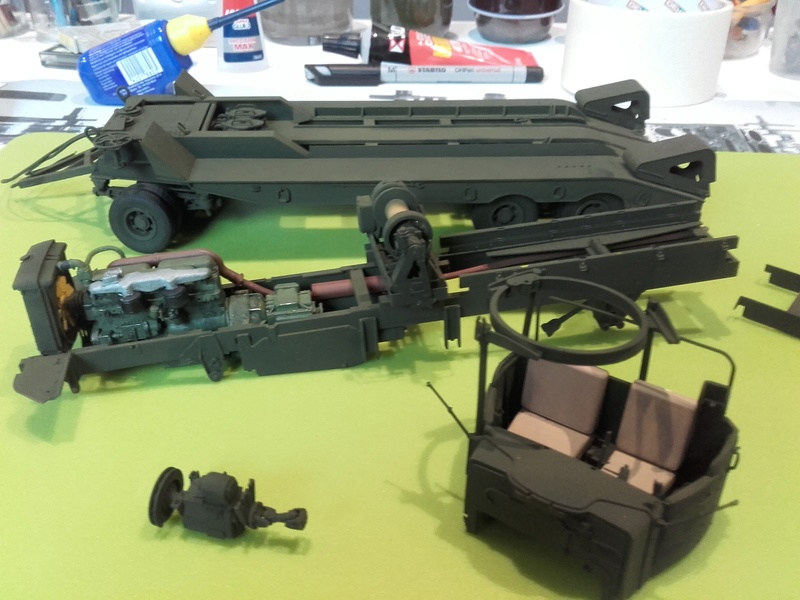 US M19 Tank Transporter MERIT 1/35 - Page 2 20170413