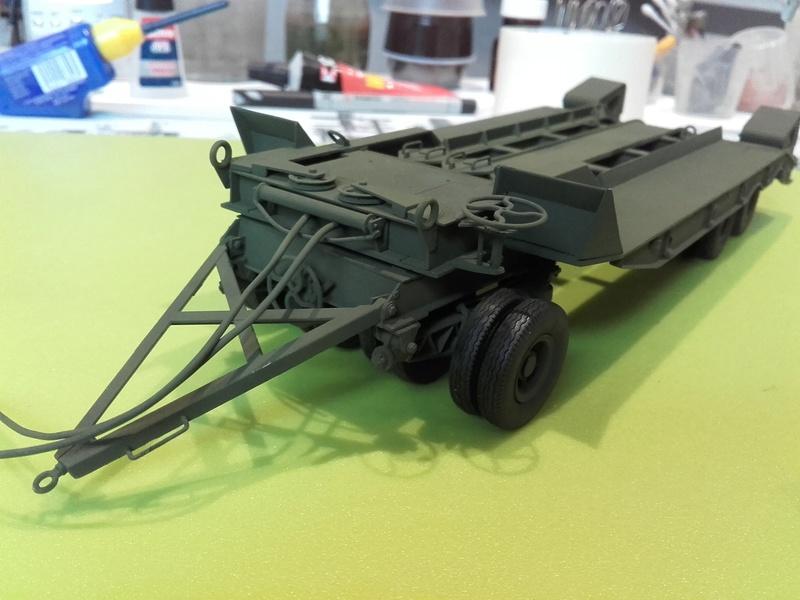 US M19 Tank Transporter MERIT 1/35 - Page 2 20170421