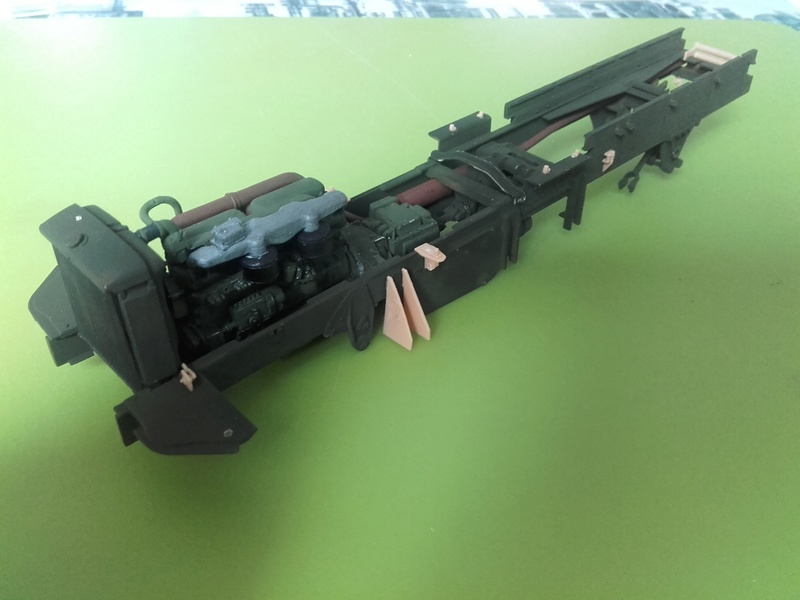 US M19 Tank Transporter MERIT 1/35 - Page 2 20170422