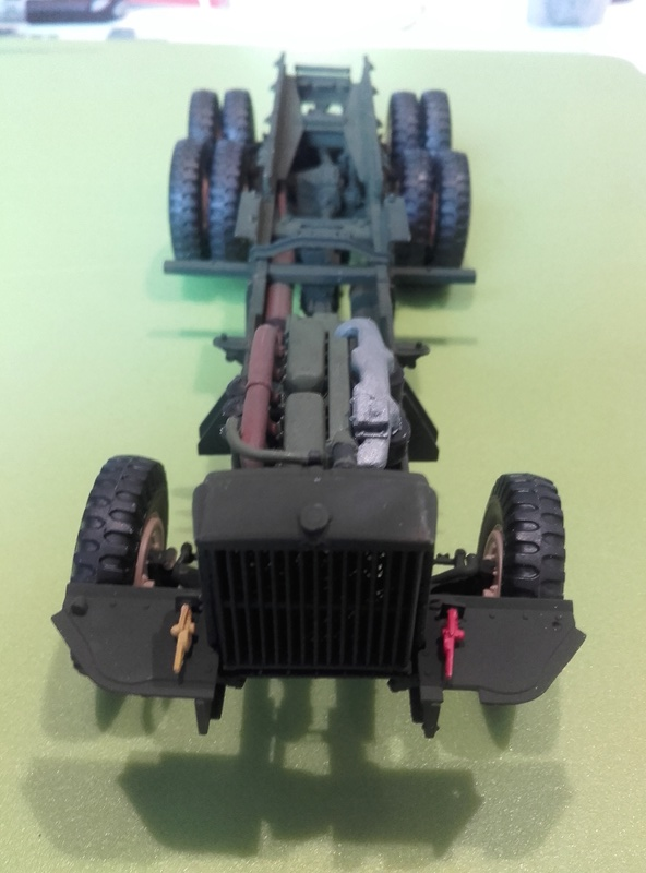 US M19 Tank Transporter MERIT 1/35 - Page 2 20170510