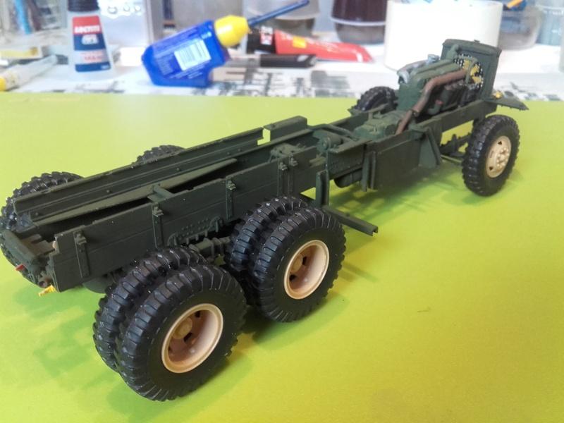 US M19 Tank Transporter MERIT 1/35 - Page 2 20170513