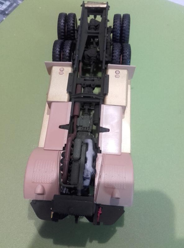 US M19 Tank Transporter MERIT 1/35 - Page 2 20170518
