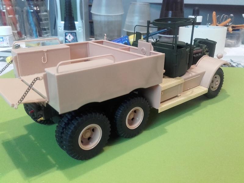 US M19 Tank Transporter MERIT 1/35 - Page 2 20170522