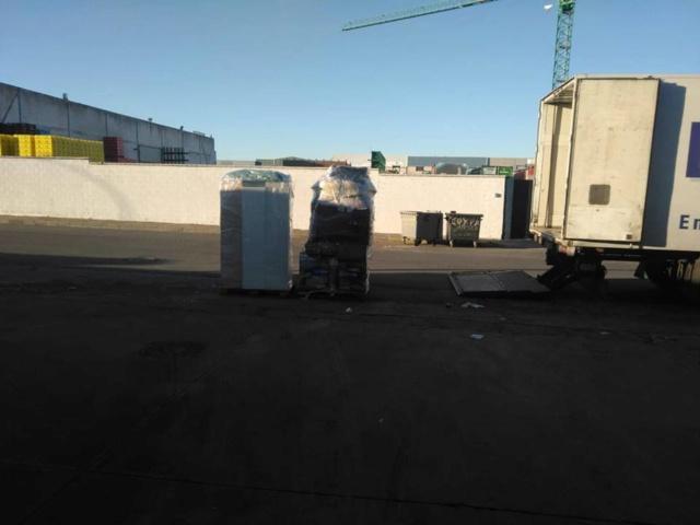 Transport 2 pallets aangekomen bij Canis y Felis 1320