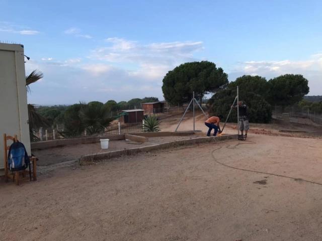 Refugio La Candela in grote problemen  2102