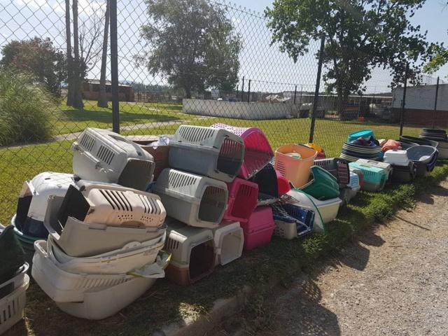 Donaties voor Los Barrios 325