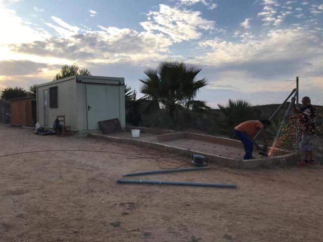 Refugio La Candela in grote problemen  396