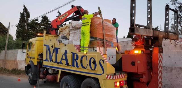 3 pallets aangekomen bij Canis y Felis 41124510