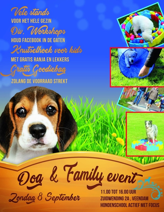 8 sept - Dog & Family event  te Finsterwolde 64576310