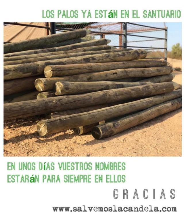 Refugio La Candela in grote problemen  69351710