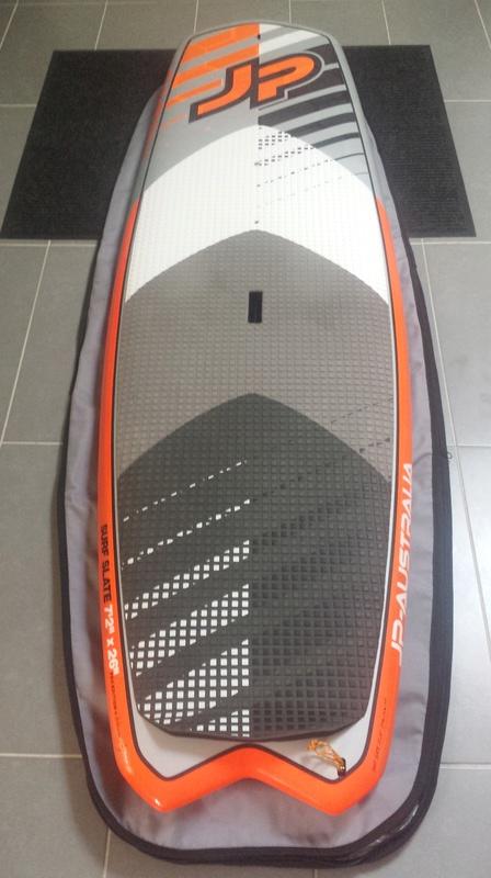 [VENDS]SUP JP Surf Slate 7.2x26 pro edition 20170612