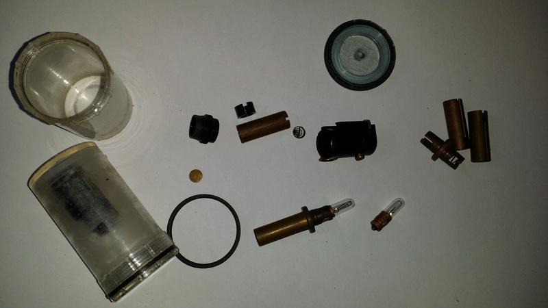 Boite cuir pour kit d'éclairage pour optique 20170311