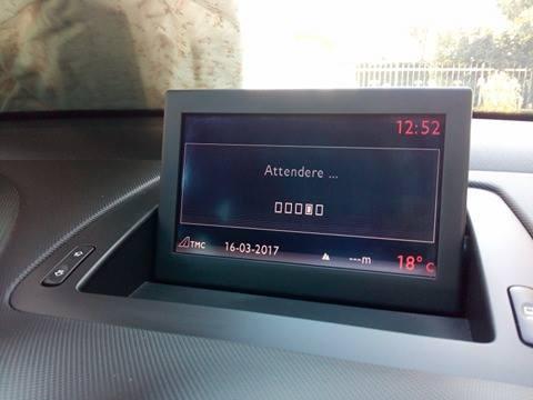 Aloni schermo lcd navigatore Lcd210