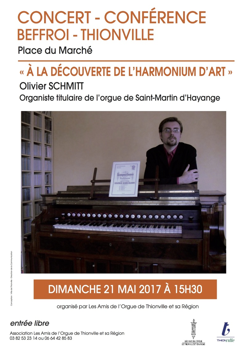 Concert -conférence Thionville Beffroi 21 mai à 15h30 Affich10