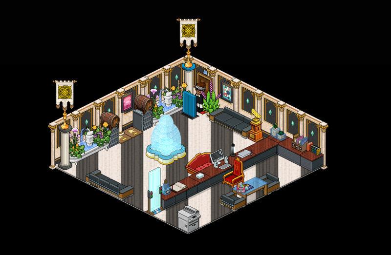 Présentation de toutes les salles du FONY. Appart12