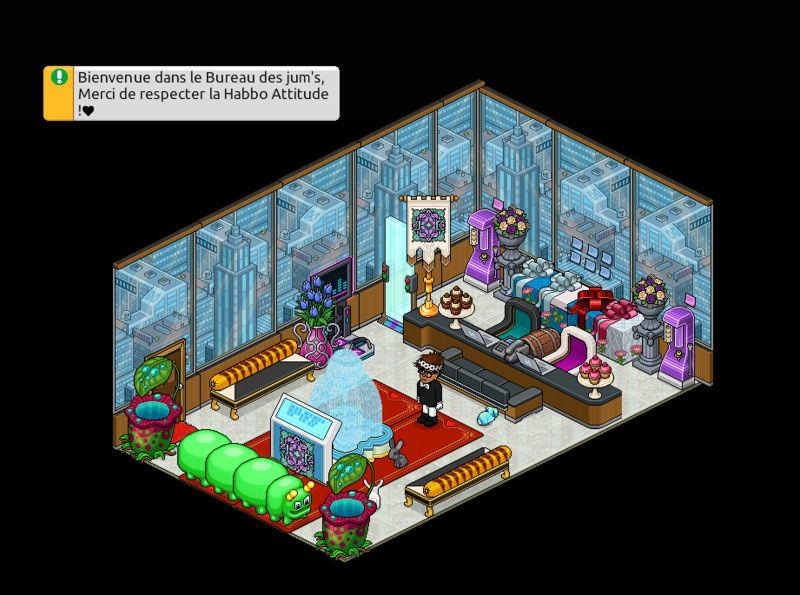 Présentation de toutes les salles du FONY. Jade_e12