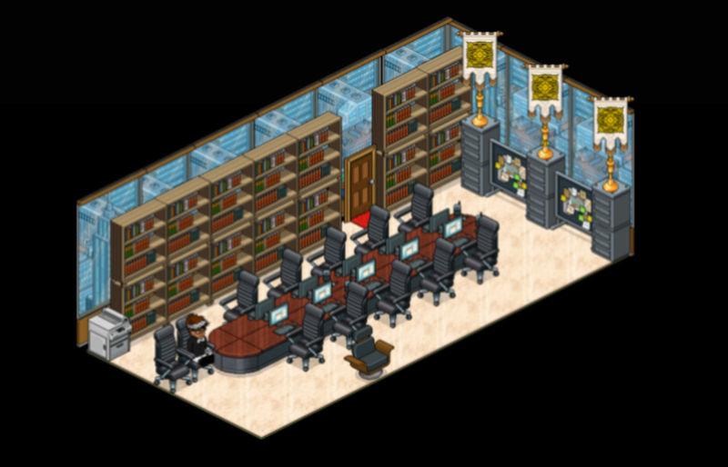 Présentation de toutes les salles du FONY. Salle_16
