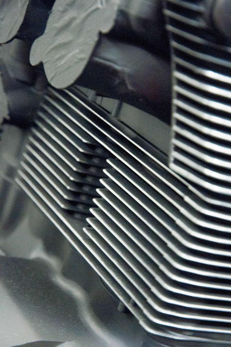 Suzuki Bandit n600 REbuild Progress.  Dsc_0013