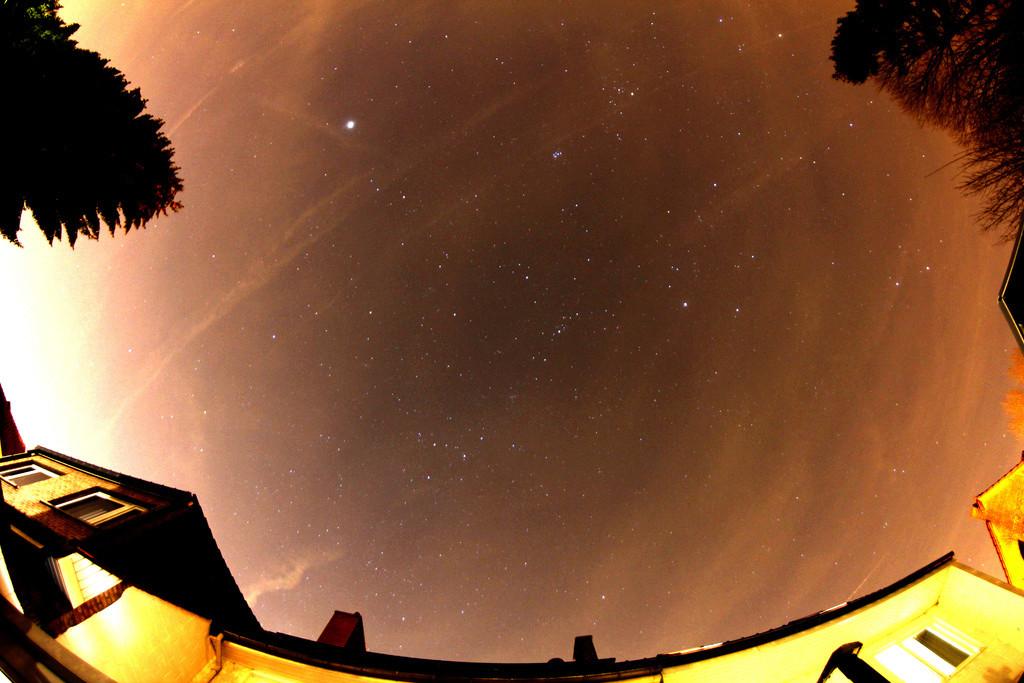 Lune et Voie Lactée Ciel_s10