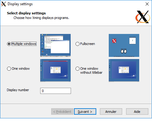 SIRIL (et les autres) sous Windows/Unbutu Xlaunc13