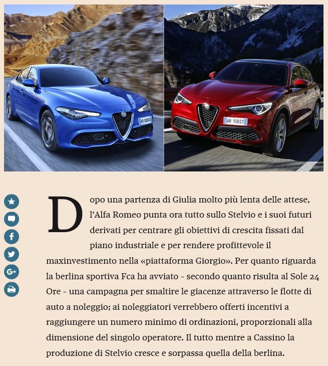 Lancia RIP - Il lento calvario di un mito. - Pagina 2 Sole110
