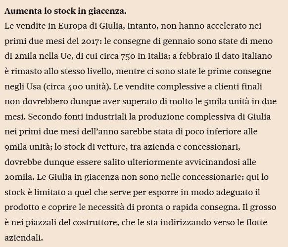 Lancia RIP - Il lento calvario di un mito. - Pagina 2 Sole310