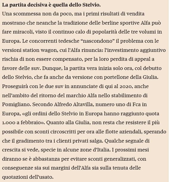 Lancia RIP - Il lento calvario di un mito. - Pagina 2 Sole510